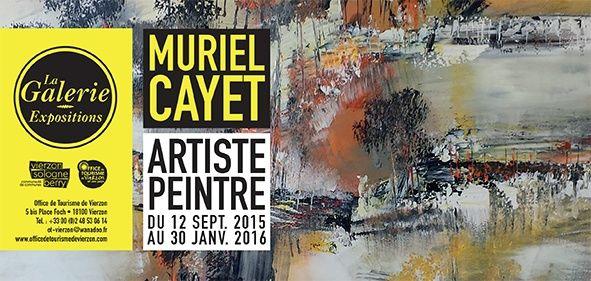 Exposition à compter du 7 septembre à l'Office de Tourisme de Vierzon (18)