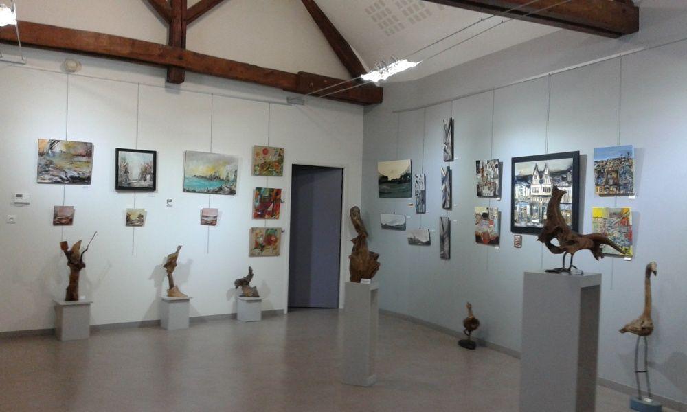 Exposition collective à Foëcy