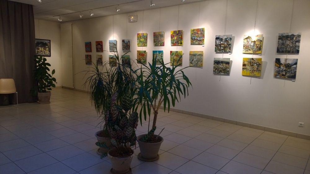 Exposition à Châtillon sur Loire