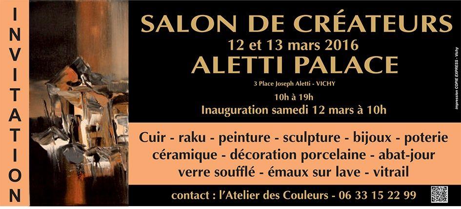 Aletti Palace - Vichy  - Mars 2016