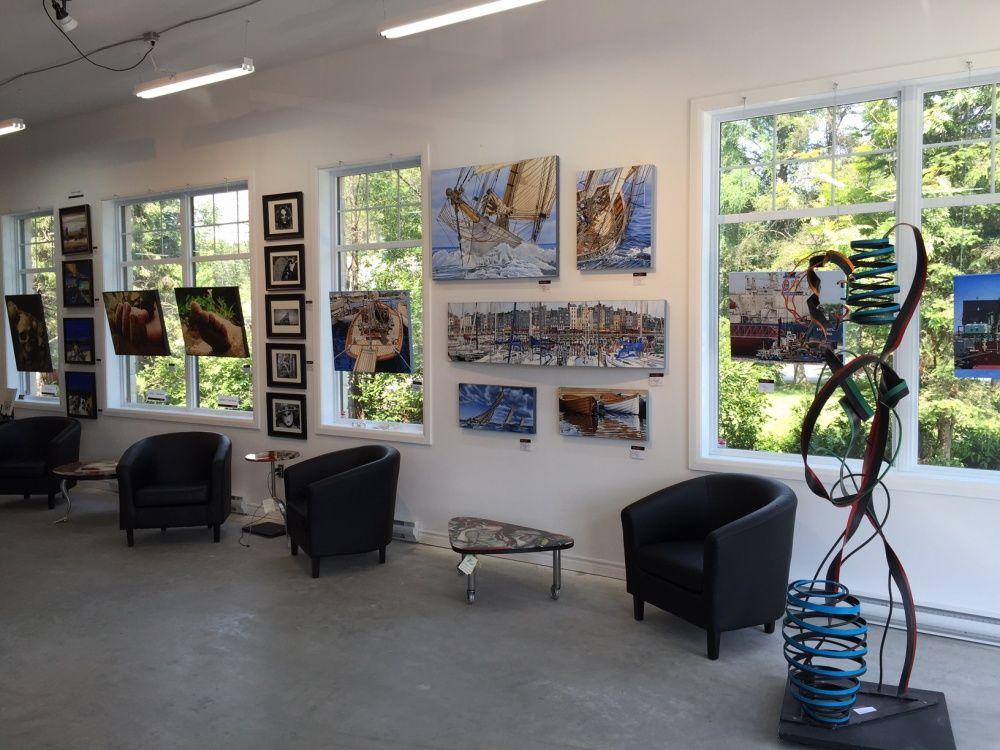 Exposition collective au Canada en juillet 2016- Galerie ZEN