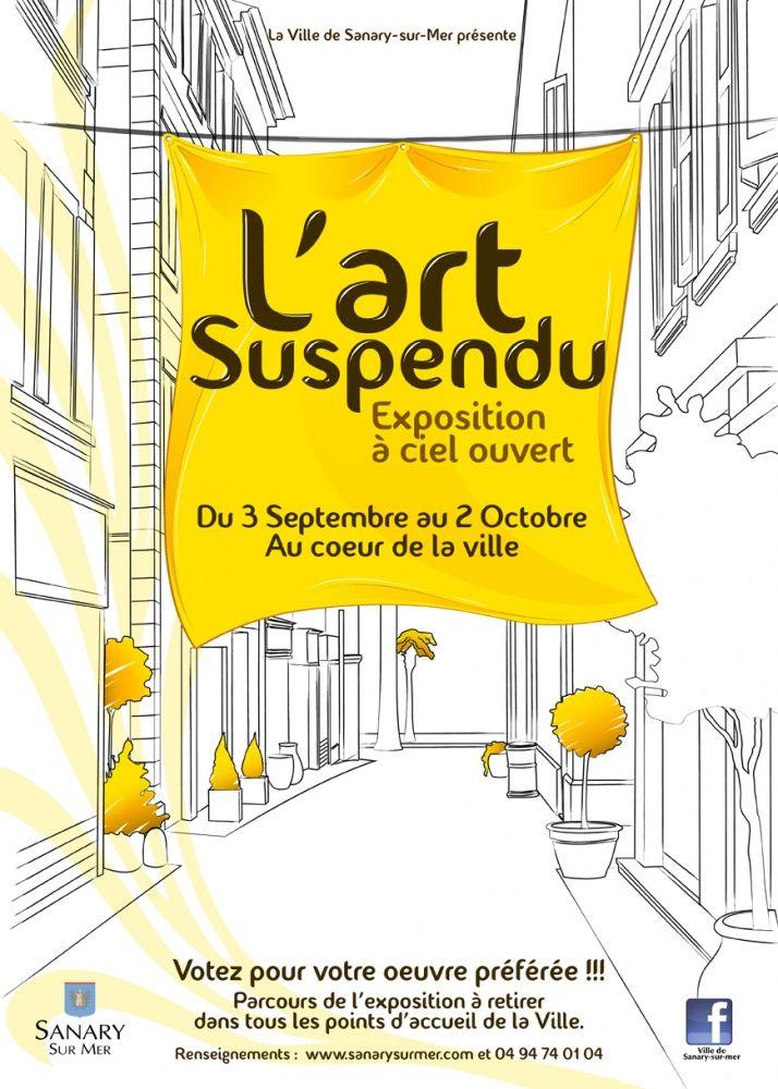L'Art Suspendu - Sanary - 2016