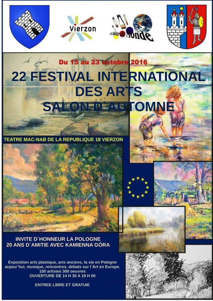 Exposition collective - Salon - Vierzon