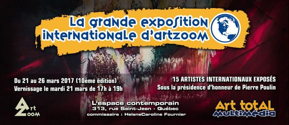 Exposition au Canada -2017