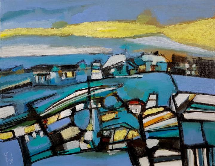 Muriel Cayet - Partition de soleil
